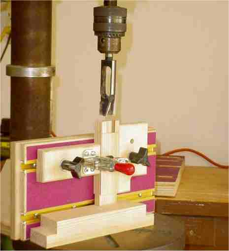 Drill Press Jig Diy