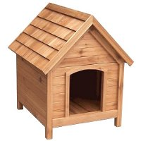 Cedar Doghouse
